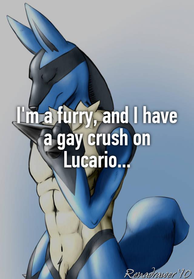 Lucario pregnant
