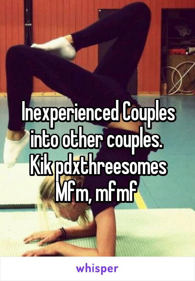 Kik couples