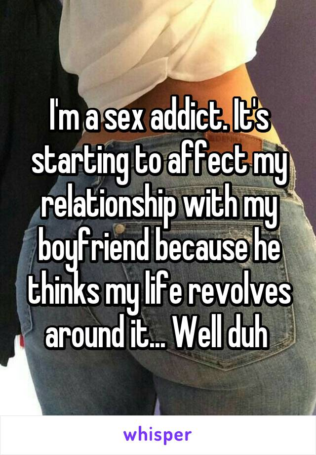 Starting a relationship with sex