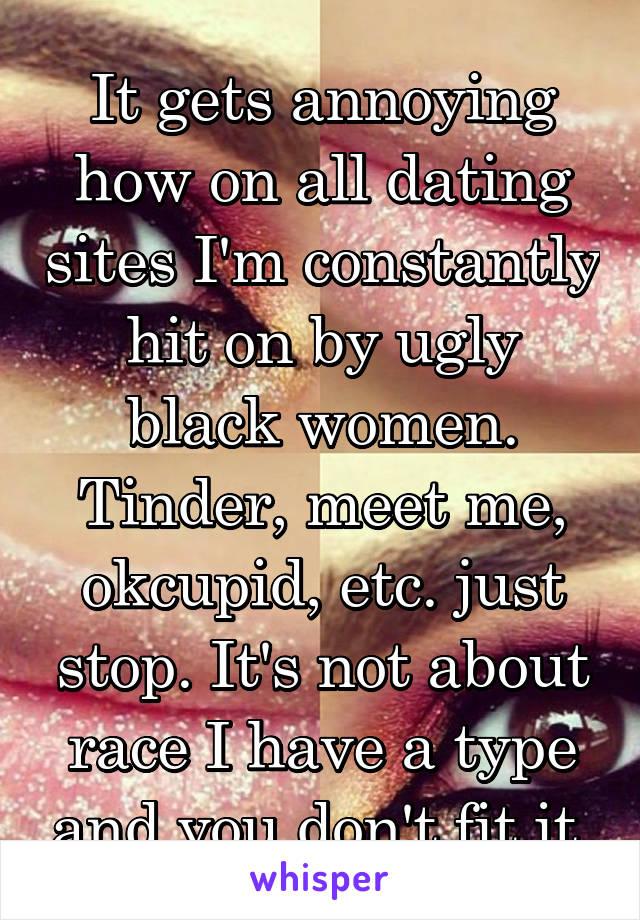 black women tinder