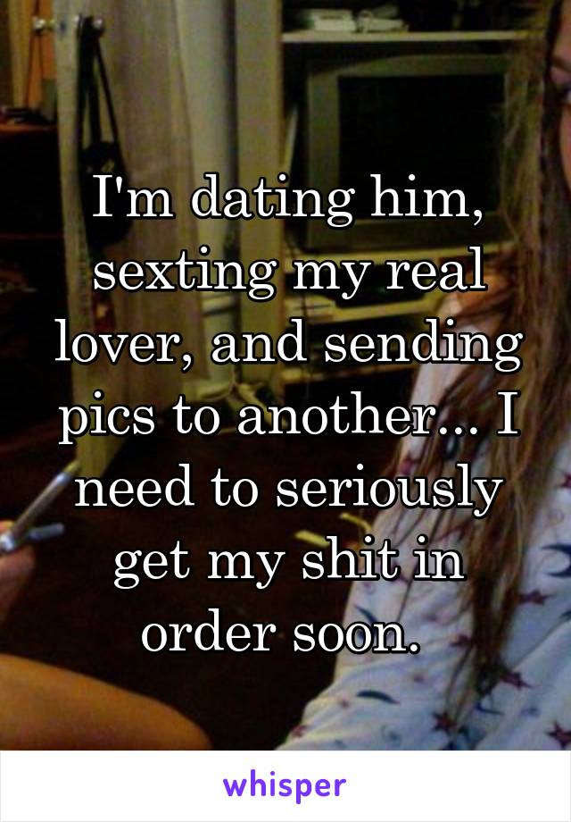 dating and sexting