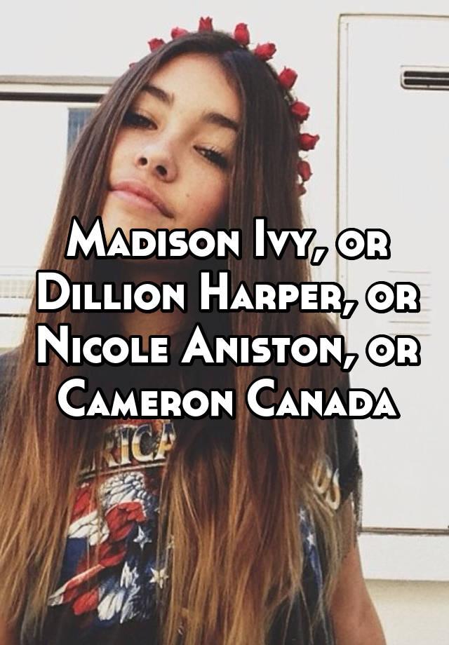 madison ivy dillion harper