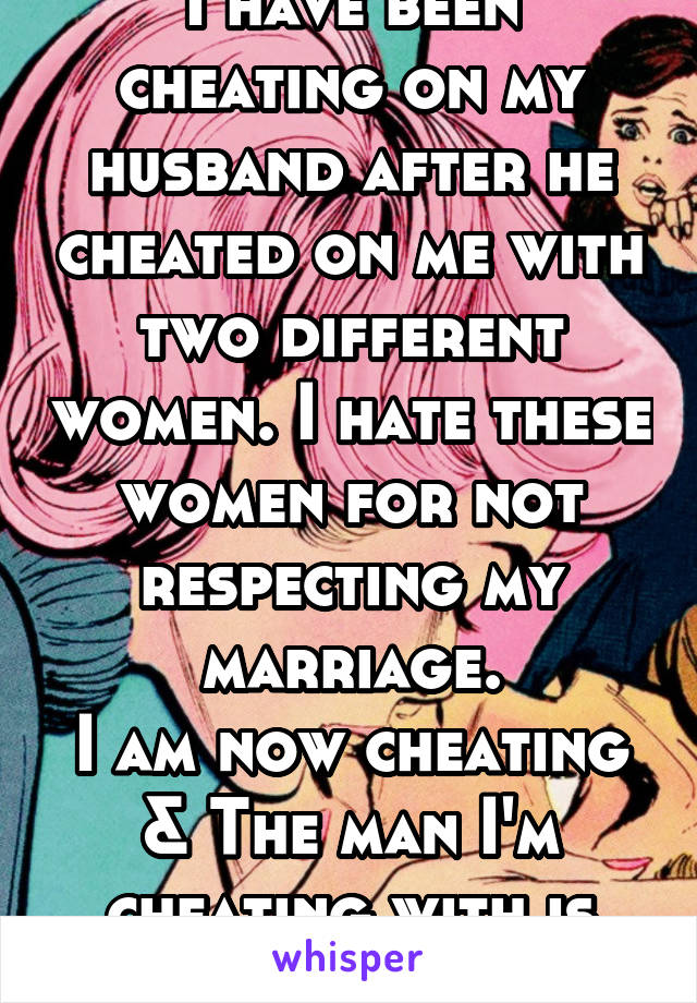 My Husband Is Cheating With A Married Woman
