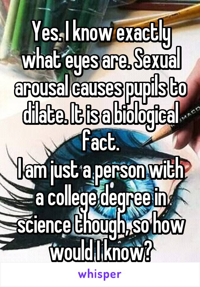 What causes sexual arousal