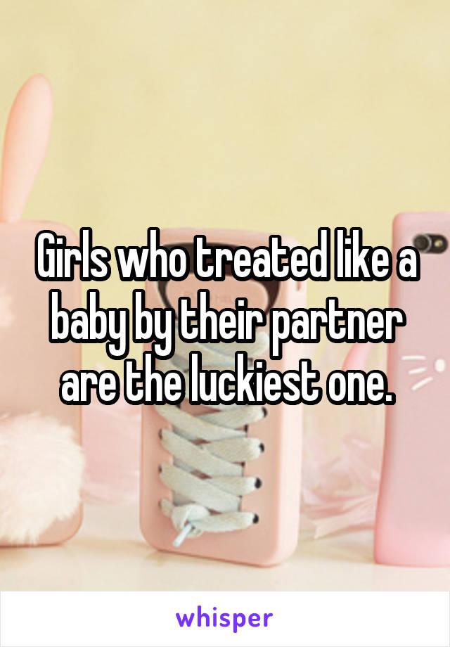 treated like a girl