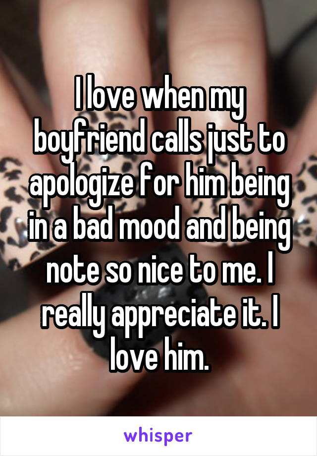 So Is My Me To Boyfriend Nice