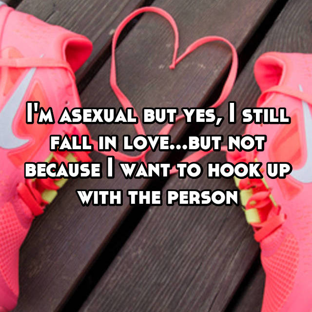 Can an asexual person fall in love