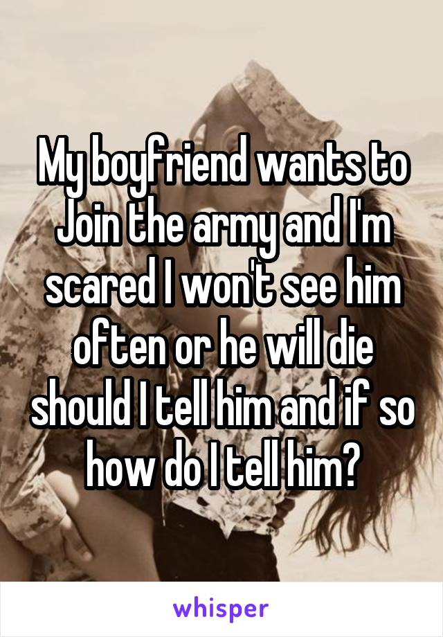 Cute things to say to your marine boyfriend
