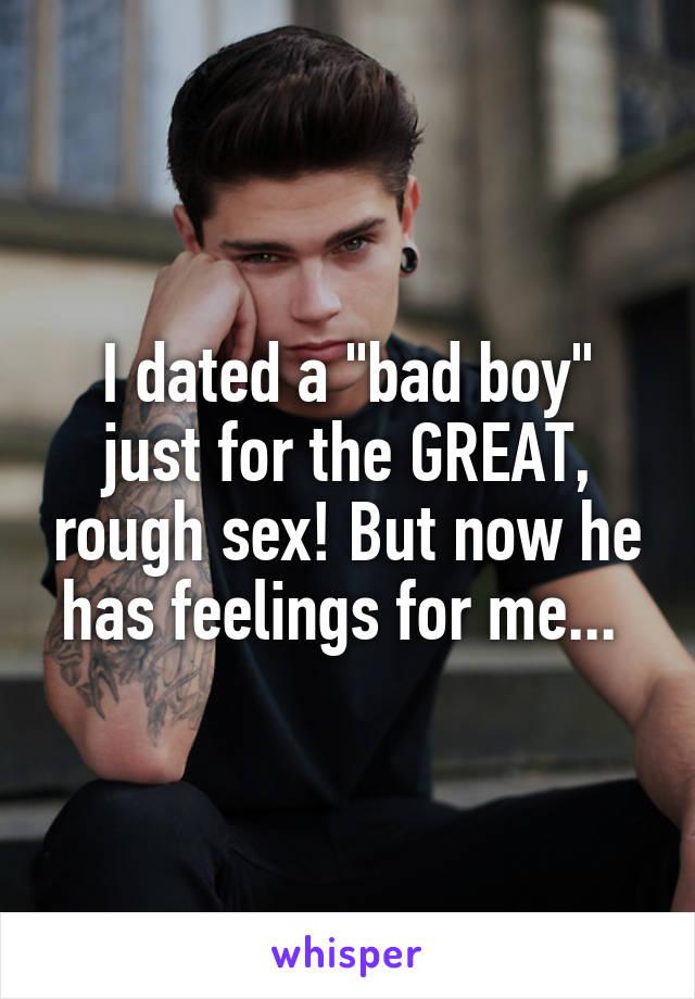 sexual feelings boy