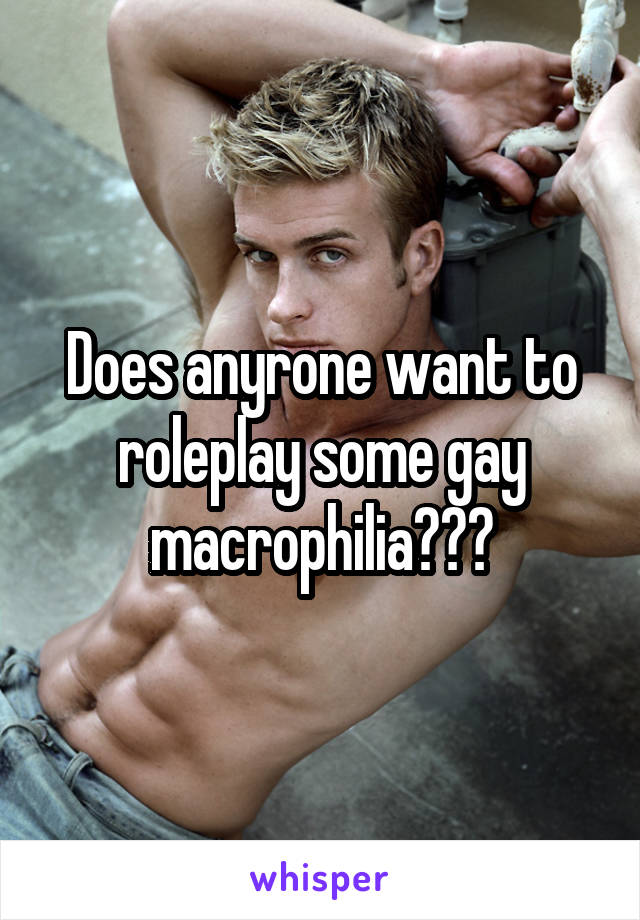 Roleplay gay