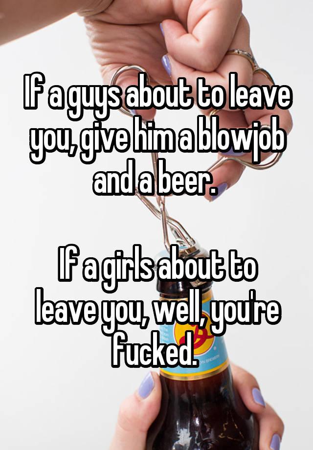 Think, girl blowjob beer bottle think