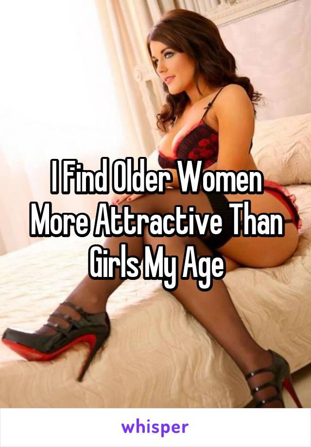 Find older women