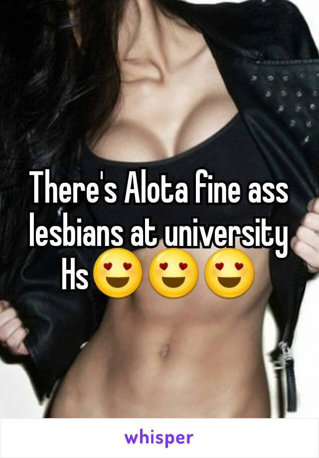Fine ass lesbians