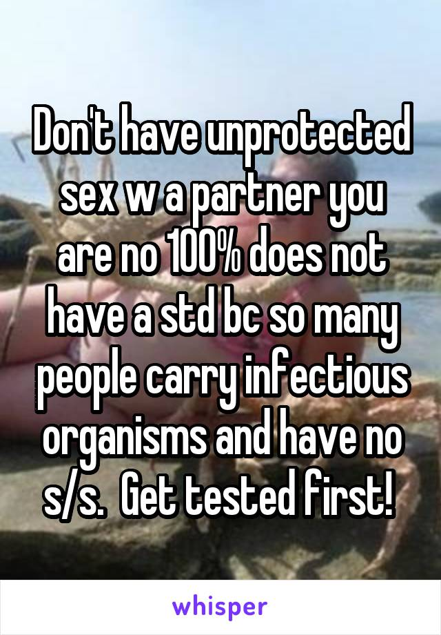 S and t unprotected