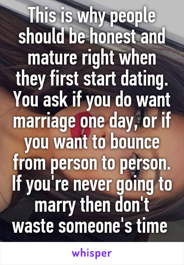 When Is It The Right Time To Start Dating