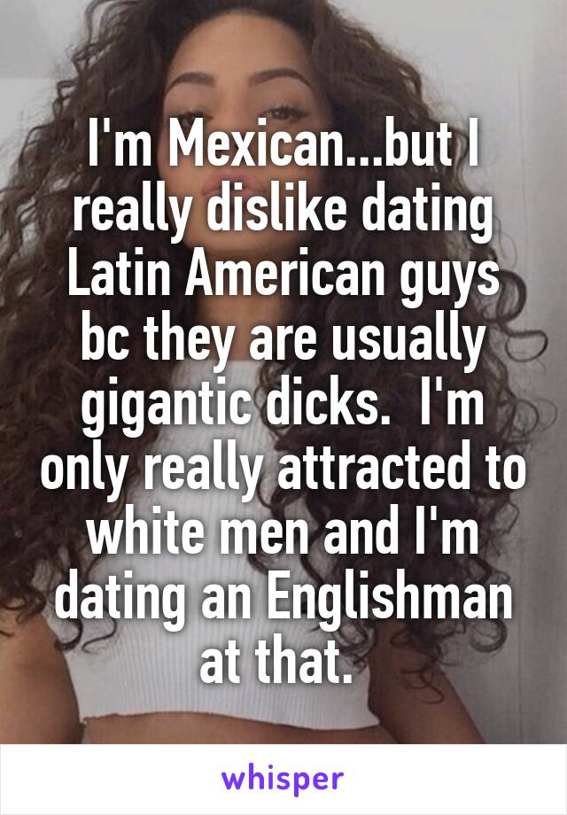 Dating a latin american man