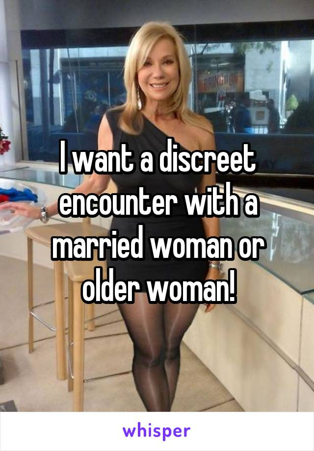 Married discreet