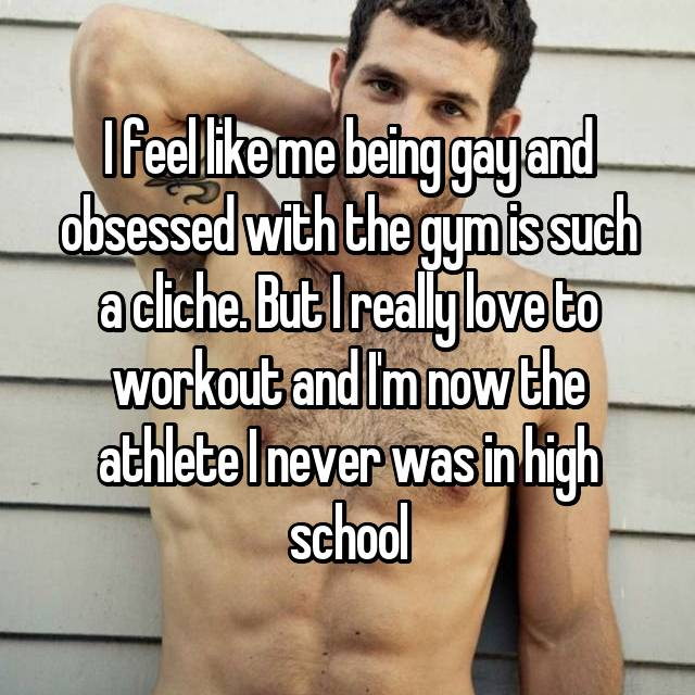 from Freddy is going to the gym gay