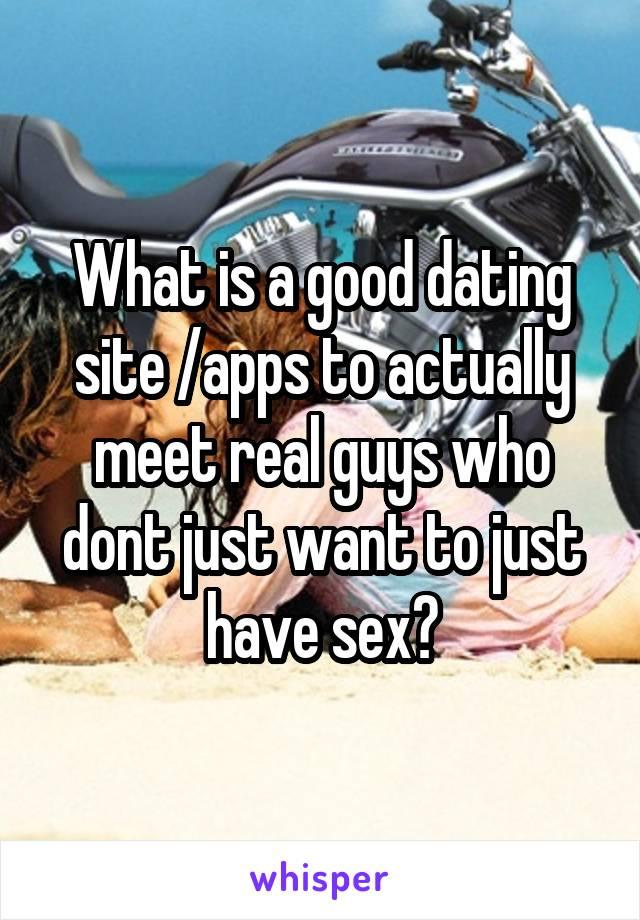 Meet real guys com