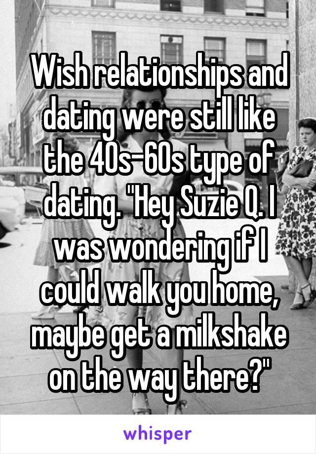 dating in 40s