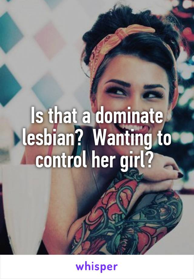 Dominate Lesbo Muscle Story