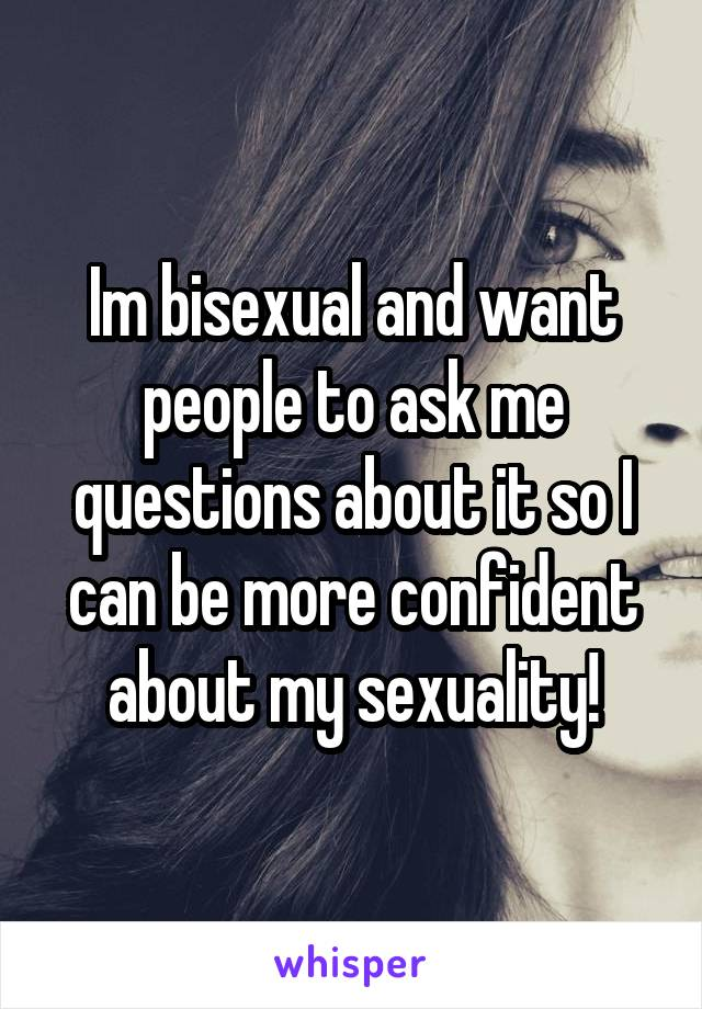 How i become confident in my sexuality