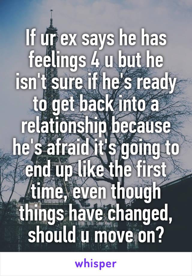 When should u end a relationship