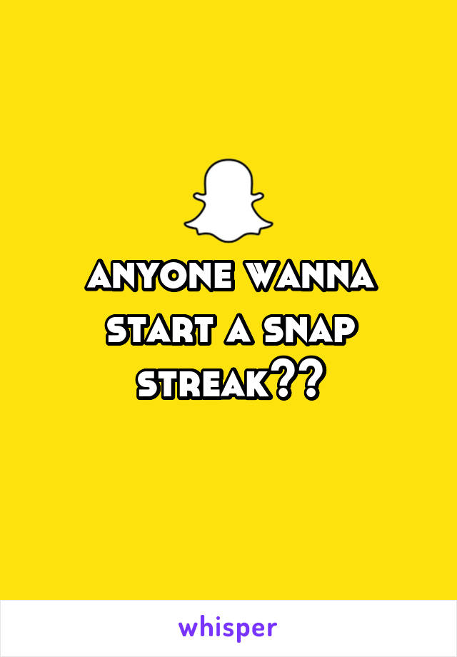Snap Streak