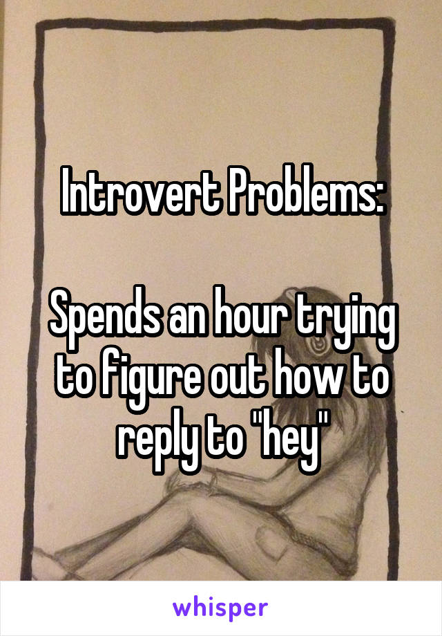 introvert introvert relationship problems