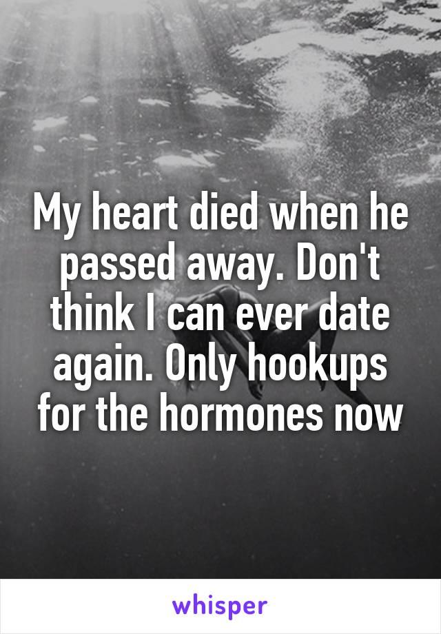 will i ever date again