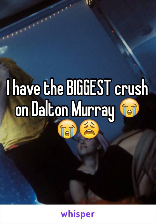 I have the BIGGEST crush on Dalton Murray 😭😭😩