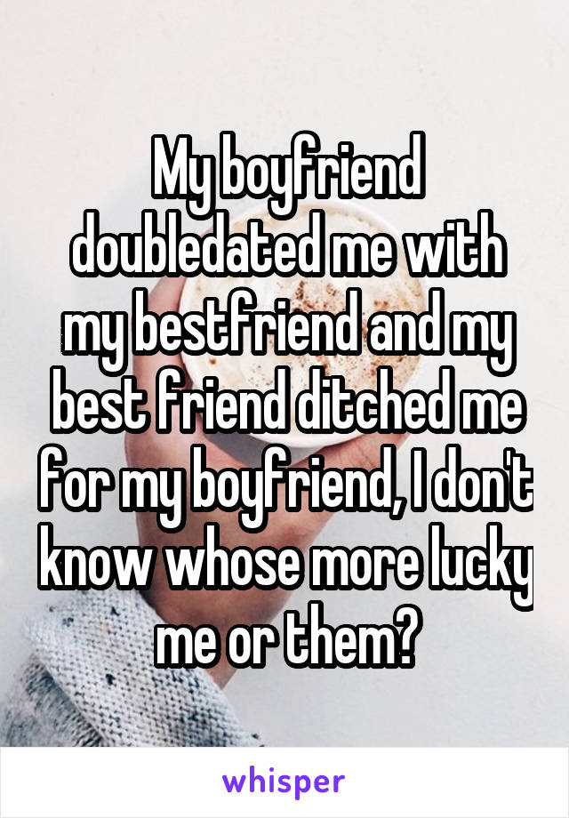 my best friends boyfriend flirts with me When i first met my best friend's boyfriend he seemed friendly he said nice things about her, me and our other female friends over time his 'compliments' have become overbearing and very sexual same goes for his touching i don't want to embarrass either of them by saying anything my best friend.