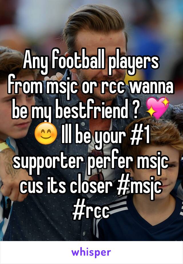Any football players from msjc or rcc wanna be my bestfriend ? 💖😊 Ill be your #1 supporter perfer msjc cus its closer #msjc #rcc
