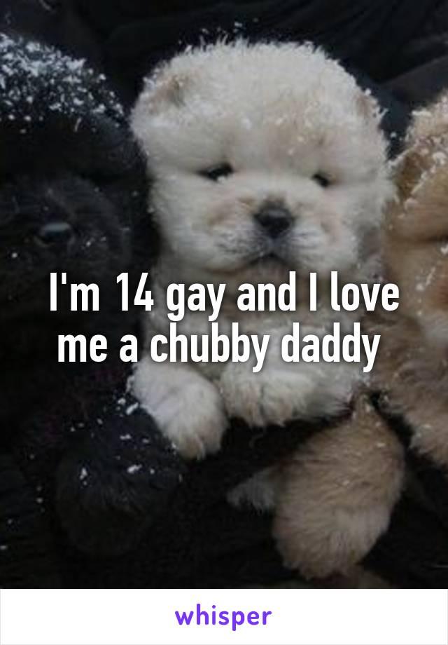 Gay chubby daddy