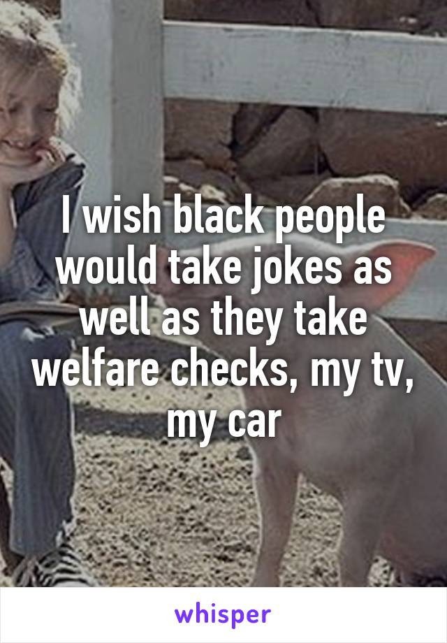 Black people checks