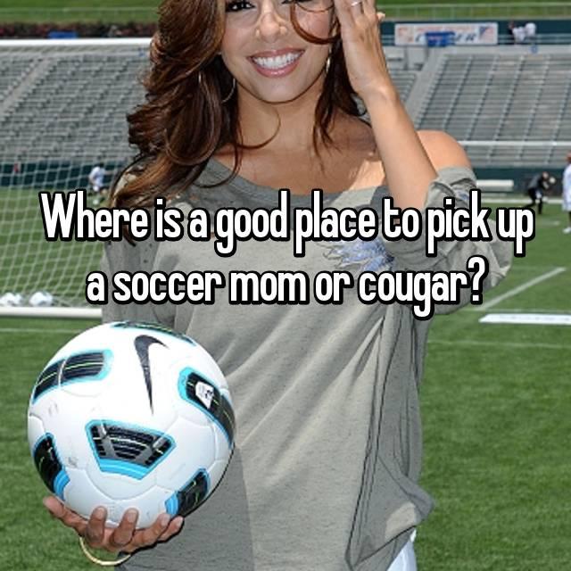up Soccer mom pick