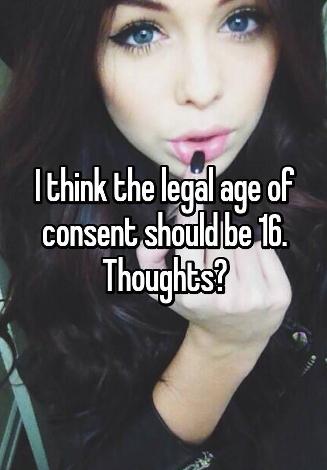 the age of consent should not be lowered from 16 for heterosexual couples and to 18 for homosexual c Prime minister justin trudeau told a homosexual news agency his government will be moving on lowering the age of consent on anal sex for consenting unmarried partners from 18 to 16 in canada's criminal code should age of consent be lowered to 13.