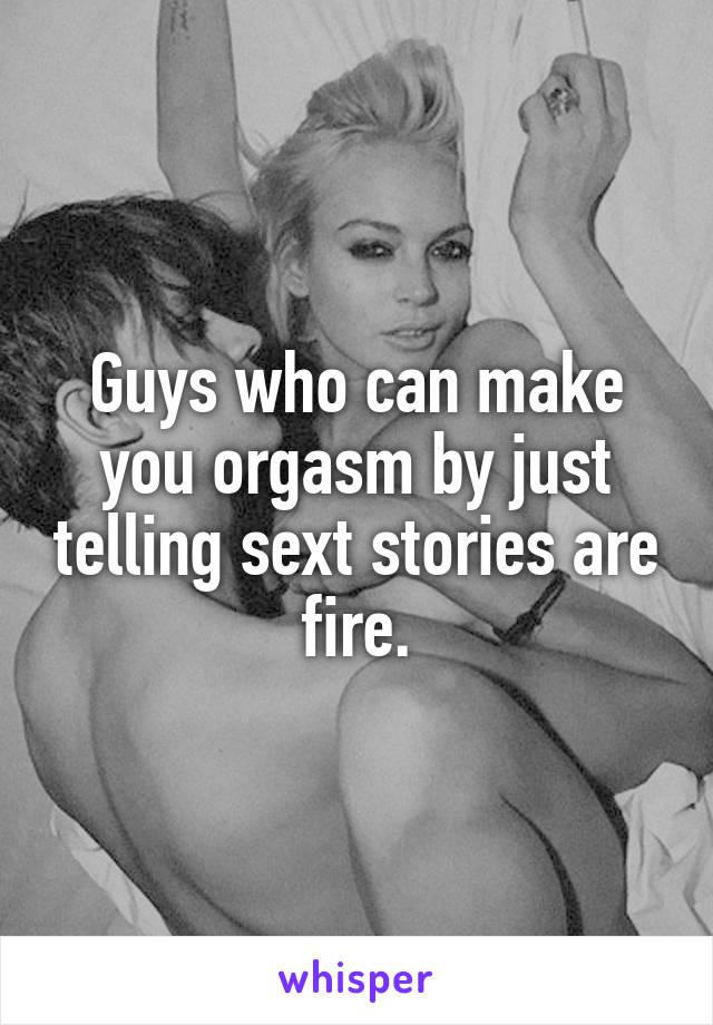 stories to make you orgasm
