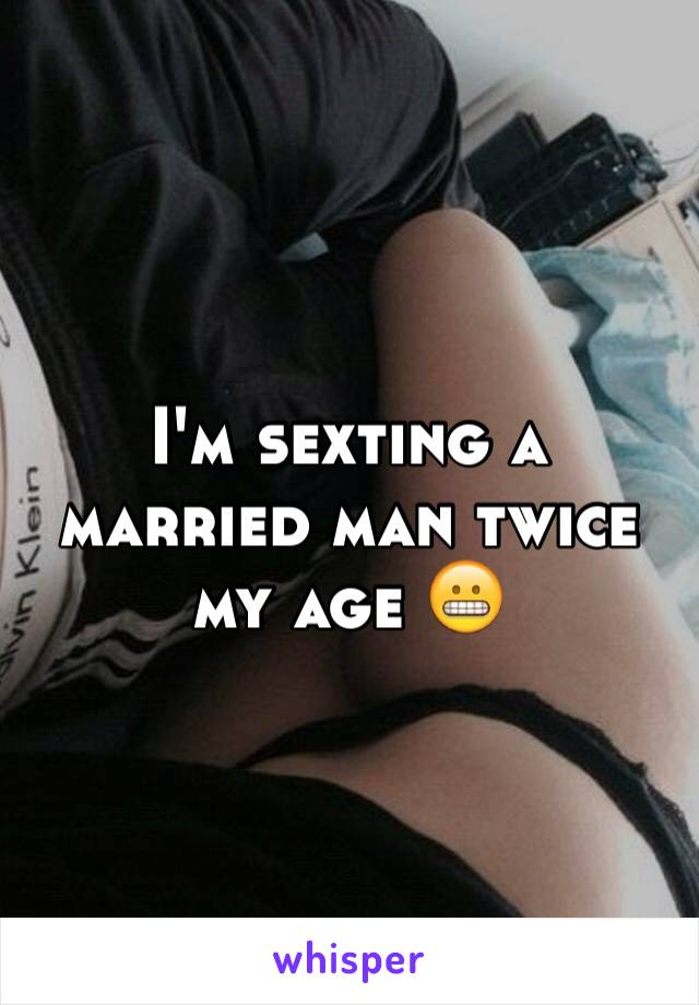 Sexting with married man