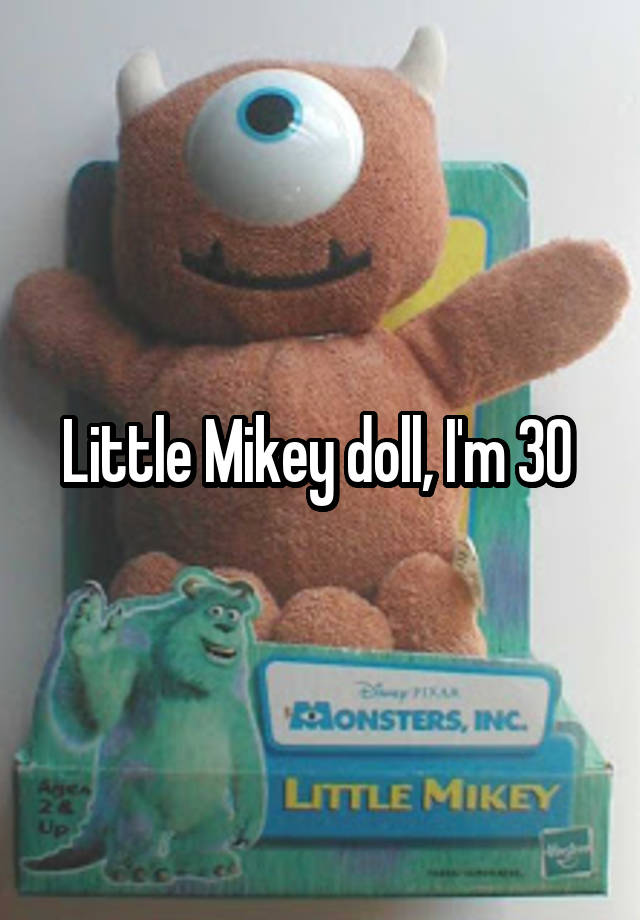 Little Mikey Doll I M 30