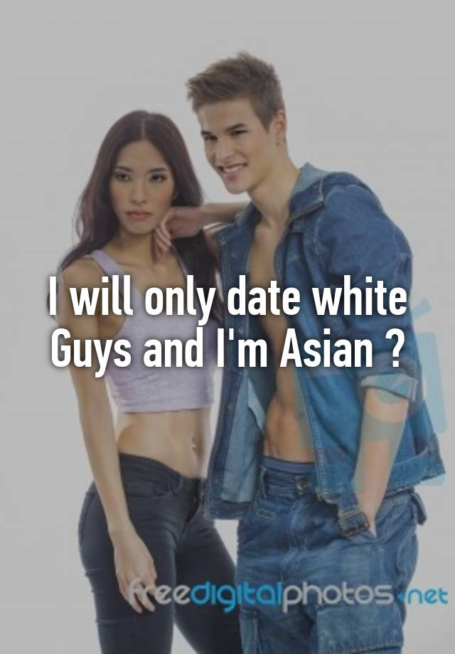 asian dating for white guys