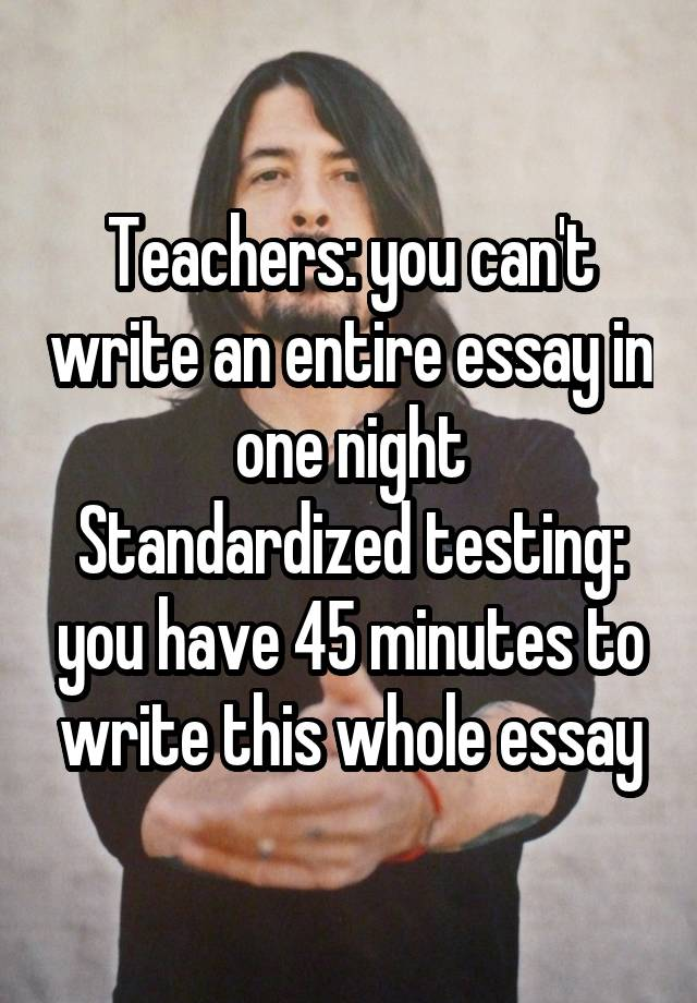 Writing essay in one night » Writing dissertation from