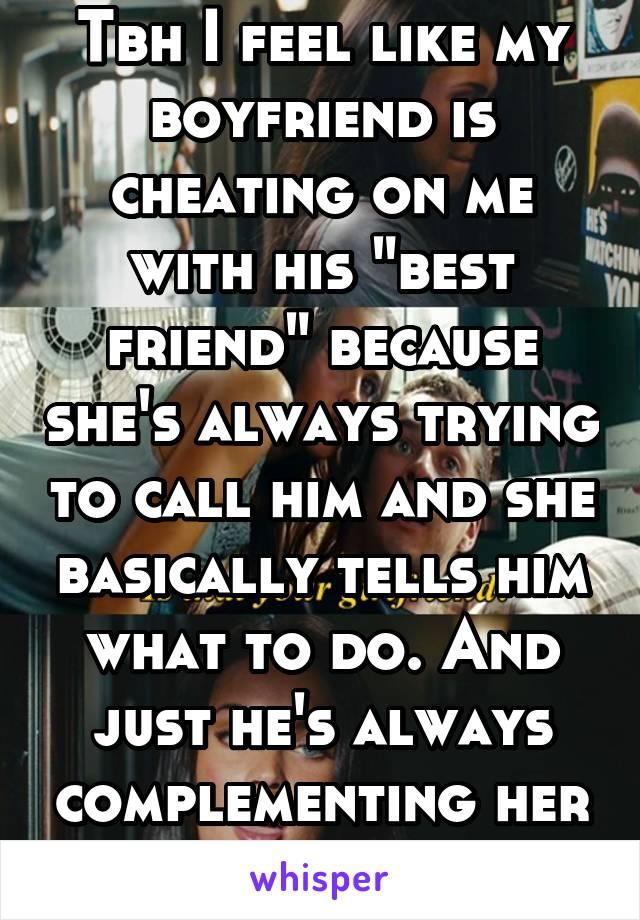 why do i feel like cheating on my boyfriend