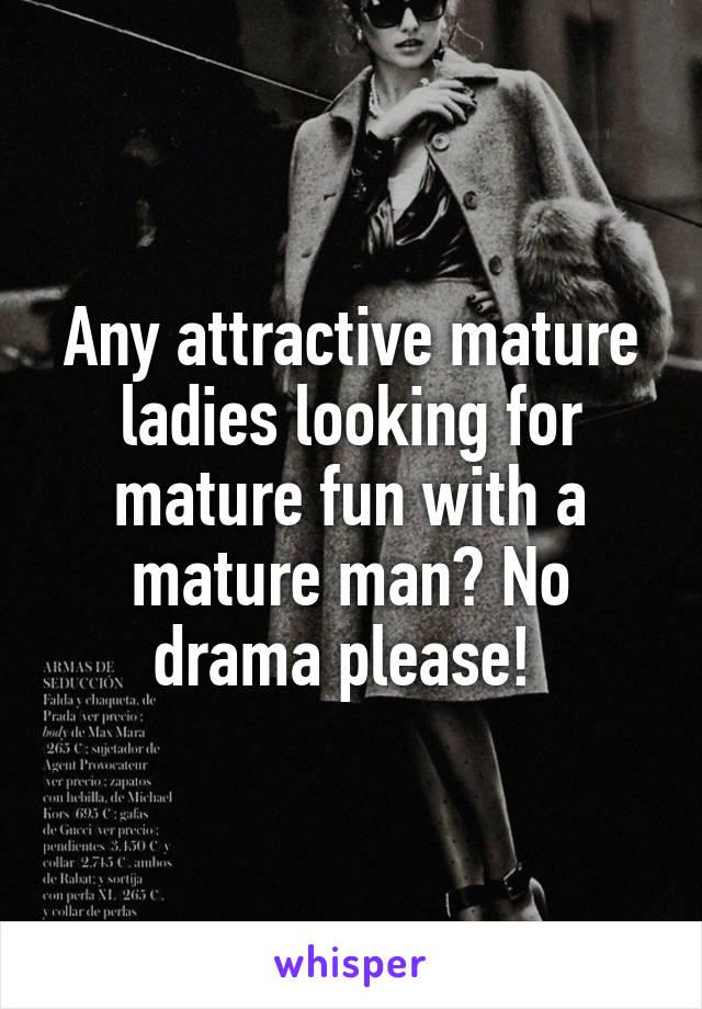 Ladies looking for fun