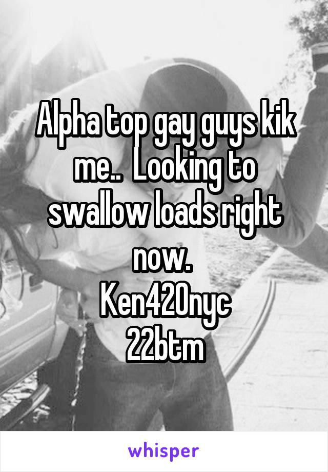 gay top kik