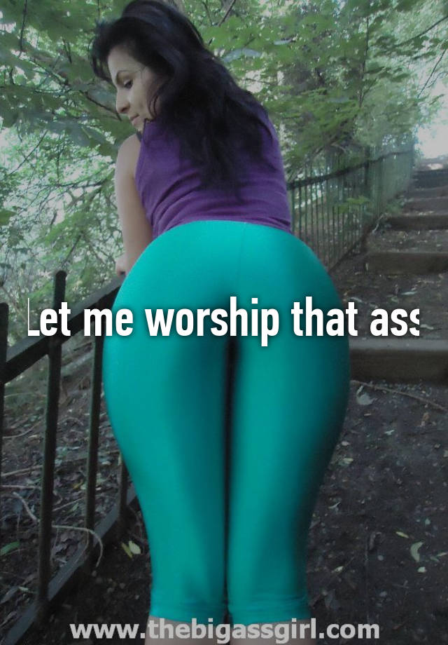 ass worship licktures
