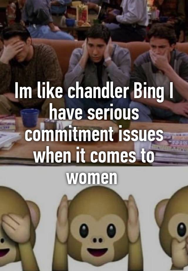 women with commitment issues