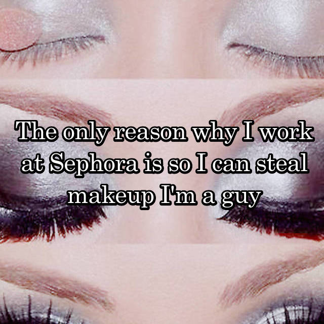 Shady Secrets And Ridiculous Rules Sephora Employees Have To