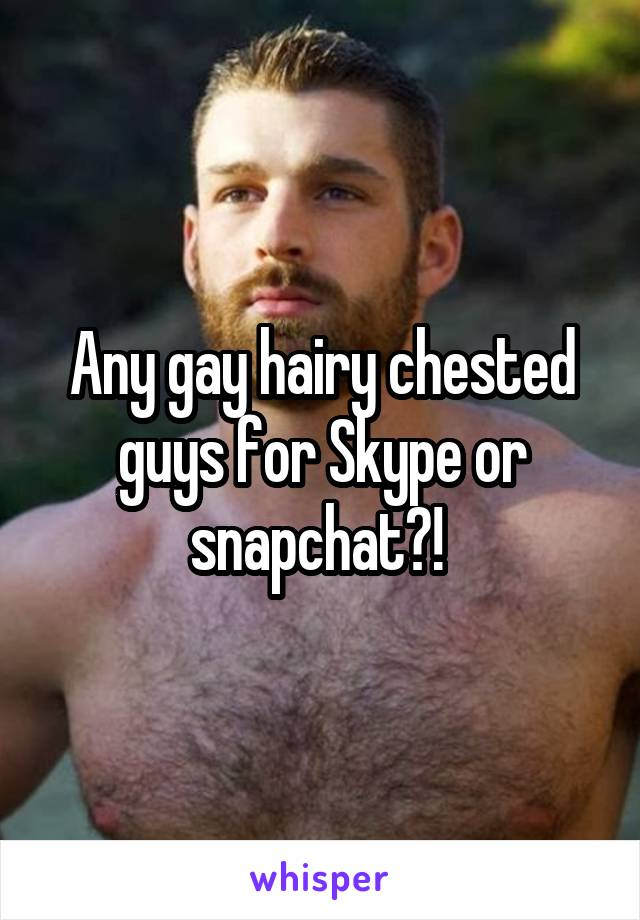 Hairy chested gay men free photos
