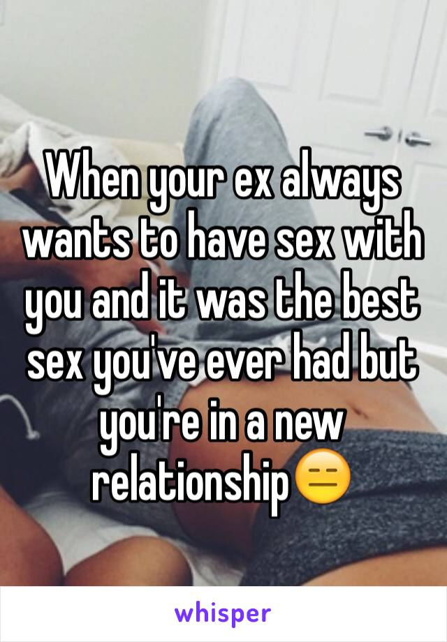 Having sex in a new relationship